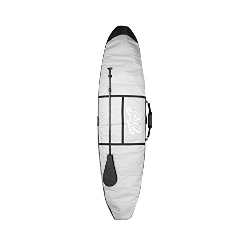 SUP ATX Deluxe Paddleboard Bag, Grey, 11'0