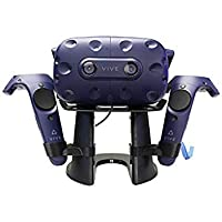 MBstand VR Stand – HTC Vive Pro Stand and Controller Stand. VR Headset Stand for Storage and Display for The HTC Vive.