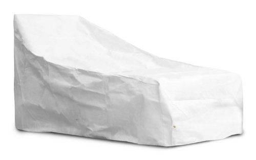 KoverRoos DuPont Tyvek 29825 Chaise Cover, 80 by 31 by 35-Inch, White by KOVERROOS