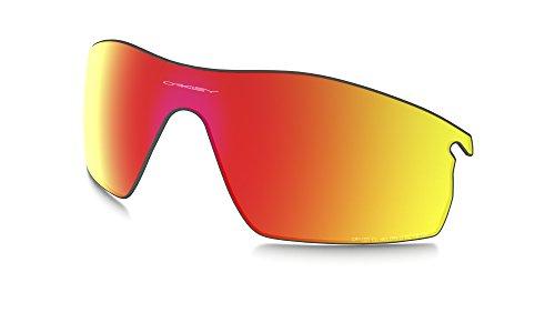 (Oakley Radarlock Pitch Replacement Lenses Ruby Iridium Polarized)