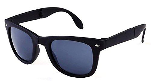 con de estuche Gafas Negro sol PEpqUwx68