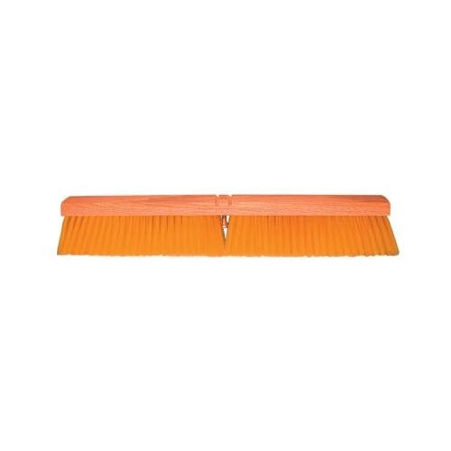 No. 19A Line Floor Brushes - 24'' floor brush req.d60340d2b yellow plas