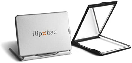 Silver FlipBac FB25S 2.5-Inch Angle Viewfinder