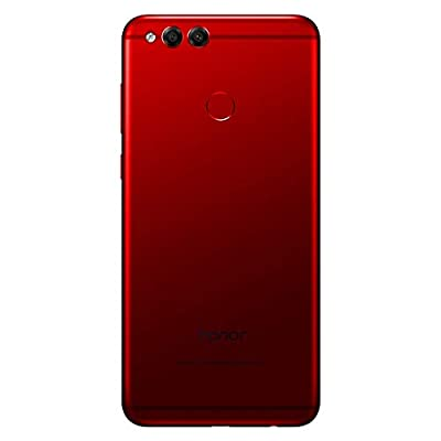 "Honor 7X GSM Unlocked Smartphone 5.93"" FullView Display, 16MP + 2MP Dual-Lens Camera, Dual SIM, Expandable Storage"