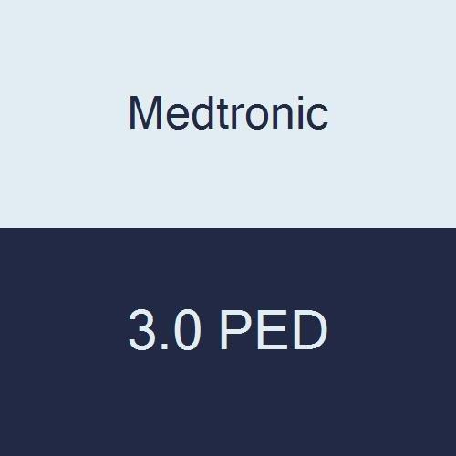 Covidien 3.0 PED Shiley Pediatric Tracheostomy Tube, Cuffless, Size 3, 3.0 mm ID x 4.5 mm OD x 39 mm Length