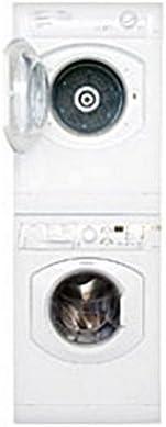 Splendide RV Trailer Camper Appliances Dryer Vented 120V White TVM63XNA