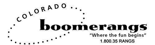 Magma Pelican Boomerang by Colorado Boomerangs (Image #3)