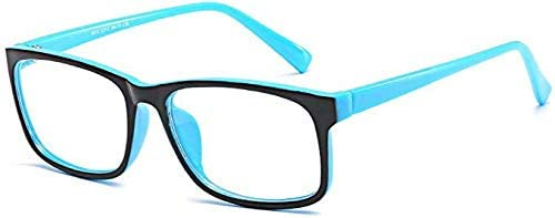 Boolavard Blue Light Blocking Glasses Square Nerd Brillen Frame Anti Blue Ray Computerspelbril