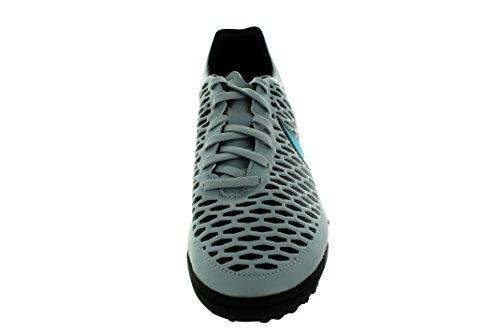 Nike Magista Ola Tf, Herren Fußballschuhe Grau / Blau / Schwarz (Wolf Grau / TRQ Blau-Schwarz-Schwarz)