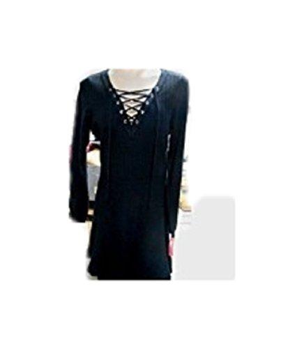 Xhilaration Blue Dress - 8