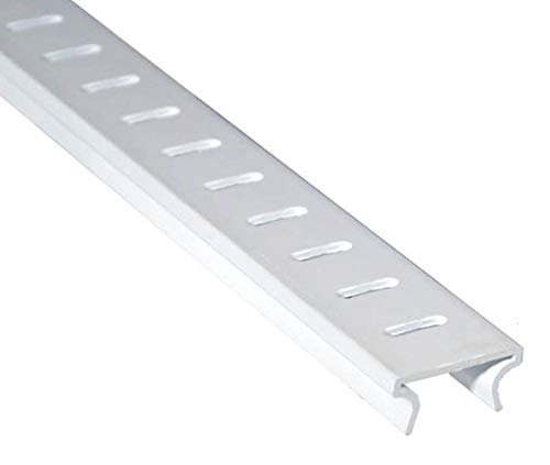 Frontier Deck Drain Top Cap-White (40 ft)
