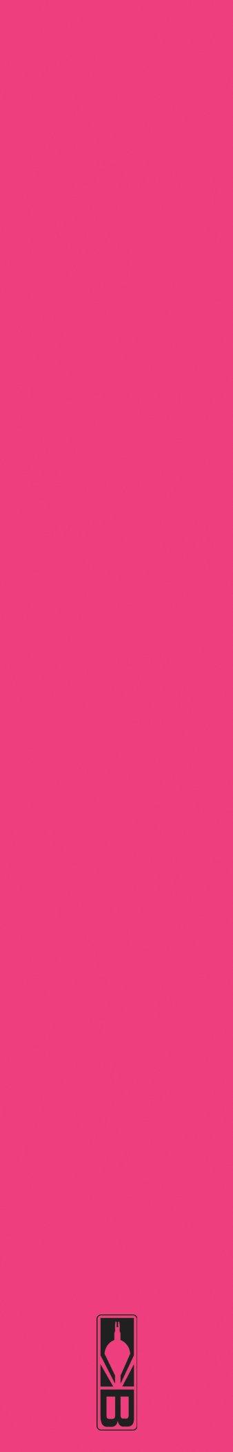 Bohning 7'' Solid Wrap 7'' Hot Pink Standard Arrow Wrap, 12pk by Bohning