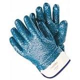 Nitrile Coated Gloves - predator fully coated nitrile on jersey l [Set of 12]