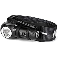 NEBO REBEL 6691, 600 Lumen Rechargeable Task and Head Light