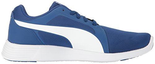 Scarpe ST da Trainer True 8 Cross US Evo uomo cross da Puma White M Blue TIBqraI