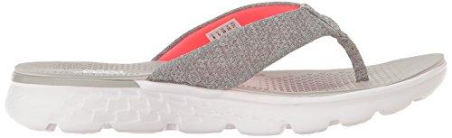 Sandalen Go on 400 Damen Skechers Parent Pink Gray The Cq7FRzw