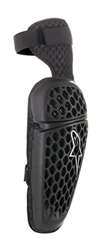 Bionic Plus Off-Road Motorcycle Elbow Protectors (Large/Extra Large, Black)