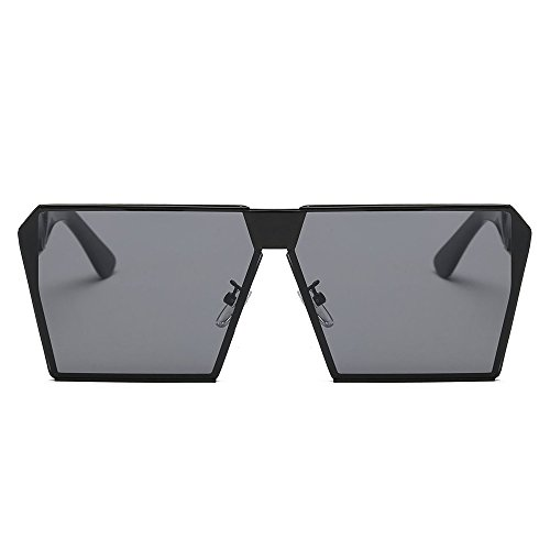 For Fishing Shopping Protection Oversized Unisex Men Women Sports UV Driving Metal for negro Party Mirror Square Climbing Glasses Frame Outdoor Flat Anti Sunglasses Fashion Travelling 400 Lens 4pxTwSan