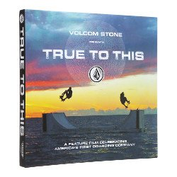 Volcom True To This 3-Disc Boxset Blu-Ray & Photo Book