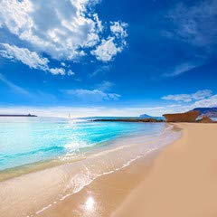 adrium Calpe HoleSim Cantal Roig Beach Near penon ifach Alicante ...