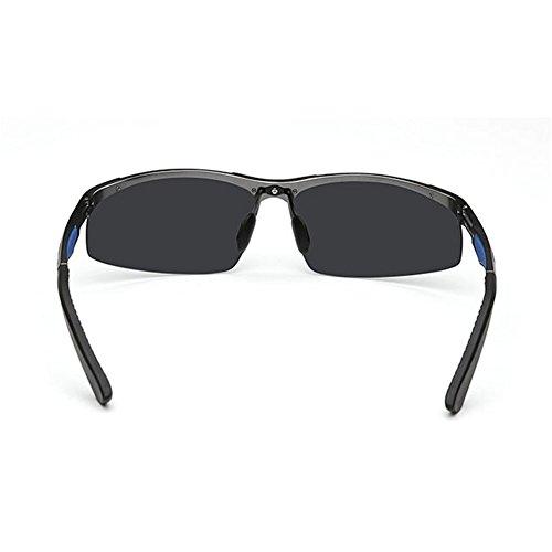 para Pesca Gafas 2 YQ Gafas Conducción QY Gafas Sol Polarizadas Hombre Protección Solar De De Color 2 qPwUBxwn