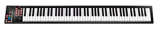 Icon Pro Audio Icon Ikeyboard 8X 88 Key Piano Keyboards with a Single Channel DAW Controller, 88 Note (ICOK-IKEYBOARD8X)
