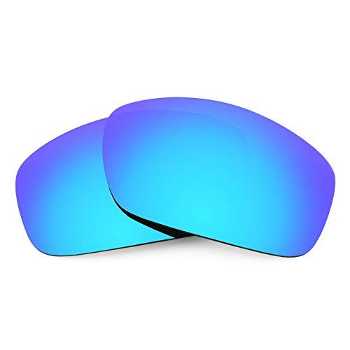 Verres de rechange pour Revo Guide RE4054 — Plusieurs options Bleu Glacier MirrorShield® - Polarisés