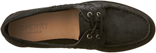 Black Sperry Women's A Boat Top Sider O Shoe Quinn 8ORZ8wq