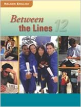 Student Text Between the Lines 12 Hardcover
