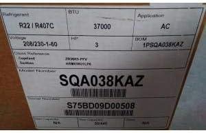 Amazon com: LG SQA038KAZ Scroll Compressor R22 Copeland