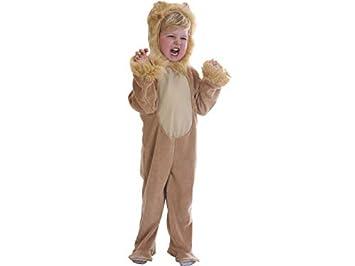 DISONIL Disfraz León Bebé Talla M: Amazon.es: Juguetes y juegos