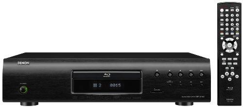 Denon DBP2010 Blu-ray/DVD/CD Player (Black)