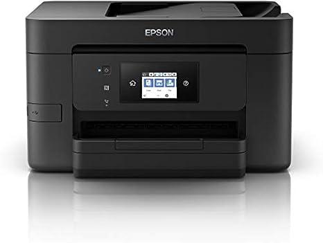 Epson - Impresora-Multifuncion-Epson-Wf3725Dwf: Epson: Amazon ...