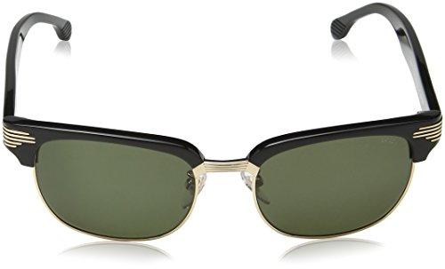 Lozza Gold Verde Shiny Adulto Gafas Sol Rose Unisex de RxRZra