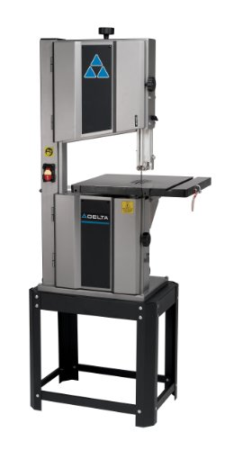 Delta 28-400 14 in. 1 HP Steel Frame Band Saw by Delta