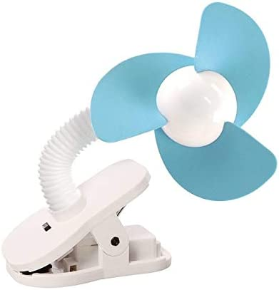 2 comte Dreambaby Poussette fan blanc//bleu