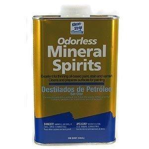 klean-strip-qksp94005-odorless-mineral-spirits-1-quart-by-klean-strip