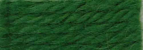 Tapestry Thread - DMC 486-7043 Tapestry and Embroidery Wool, 8.8-Yard, Very Dark Pistachio Green