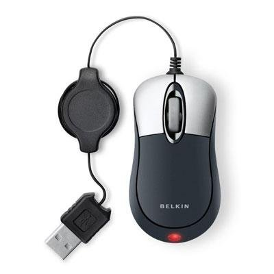 Mobile Retractable Mouse (Belkin Mobile Mouse)