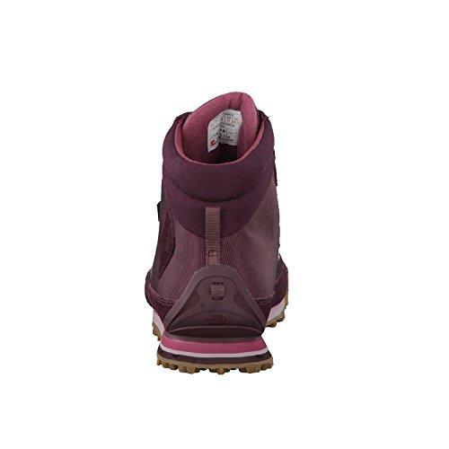 North Face W Back-to-berkeley Boot Ii - zapatos da caminata y excursionismo Mujer Marrón (NJH)