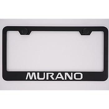 Amazon Com Nissan Murano Chrome License Plate Frame With