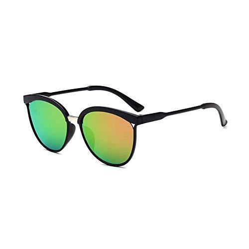 (Polarized Sunglasses with Box for Men and Women | Driving Sun glasses | Matte Finish Sun glasses | Retro Color Mirror Lens for Kids | Fashion Sunglasses Fishing Glasses | 100% UV Blocking (H))