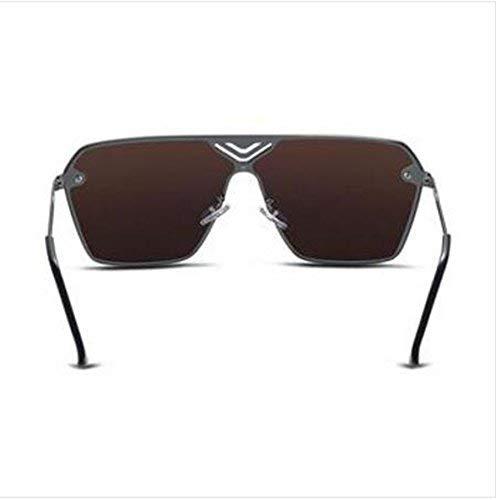 ti de Moda de de de Sol Kangqi Gafas Gafas Gafas para Sol Sol 50WWq74F