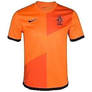 Amazon.com: NEW Holland Home Soccer Jersey Netherlands