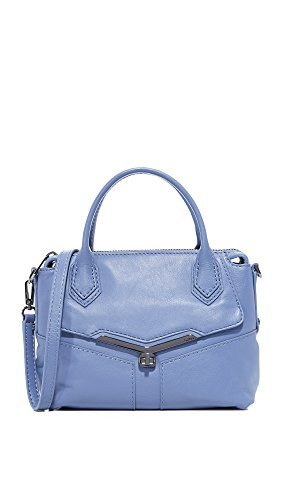 Botkier Women's Valentina Mini Satchel, Indigo, One for sale  Delivered anywhere in USA