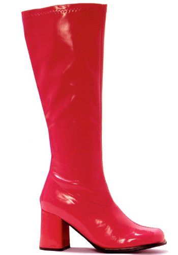 "Ellie Damen GOGO 3 ""Heel Zipper Boot rot"