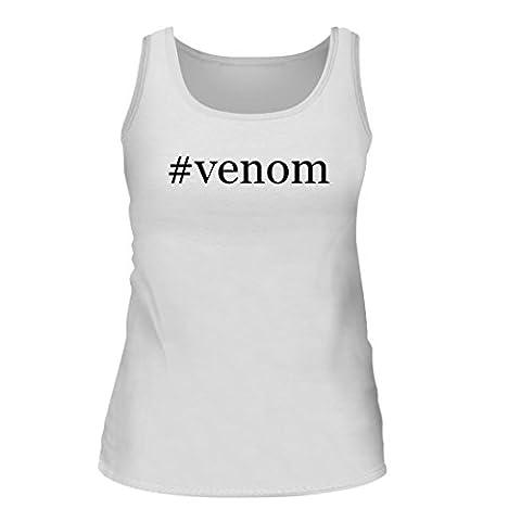 #venom - A Nice Hashtag Women's Tank Top, White, Small (M Audio 18)