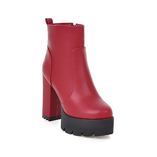 1TO9 , Bottes Chukka femme red