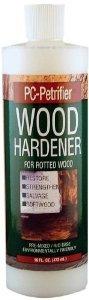 Protective Coating 16444 PC-Petrifier Wood Hardener-16OZ WOO