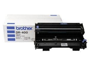 Brother DR400 - 1 - drum kit - for DCP 1200, FAX 4100, IntelliFAX 4100, 5750, MFC 8300, 8500, 8600, 8700, 9600, 9700, 9800 (Fax Drum Kit)